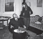Eleni and George Mylonas