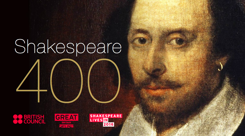 Shakespeare Lives 2016 Programme by The British Council http://www.shakespearelives.org/