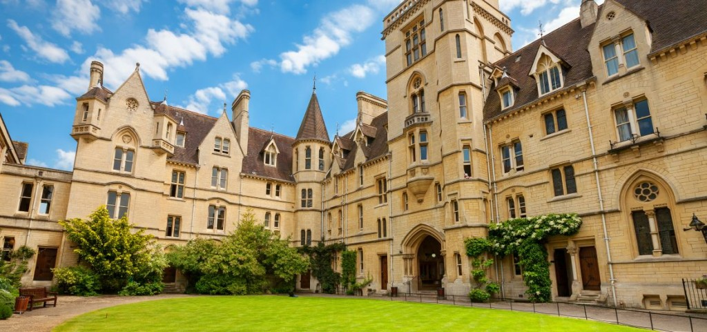 Bailliol College,  Oxford