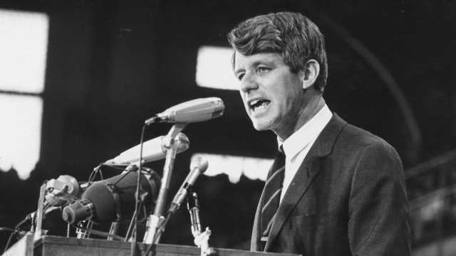 Robert F. Kennedy [photo www.cnn.com]